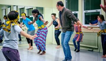 Mix-Party parents-enfants Danse et Afro-forme