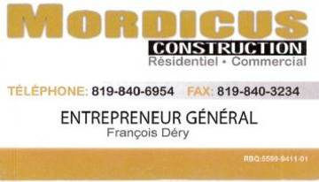 Mordicus Construction